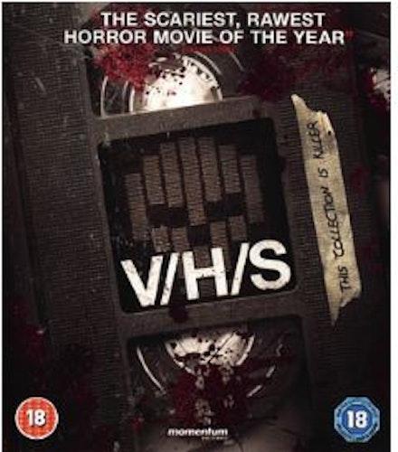 V/H/S (Blu-ray) (Import)