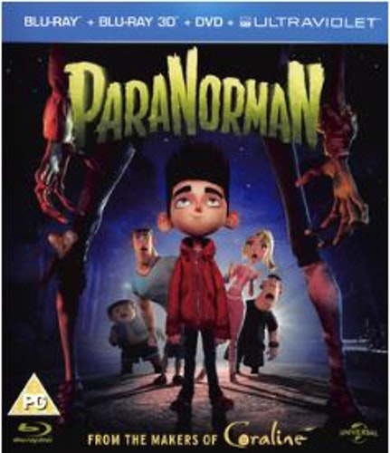 ParaNorman (Blu-ray 3D) import