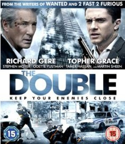 The Double (2011) (Blu-ray) (Import)