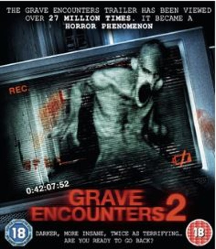 Grave encounters 2 (Blu-ray) (Import)