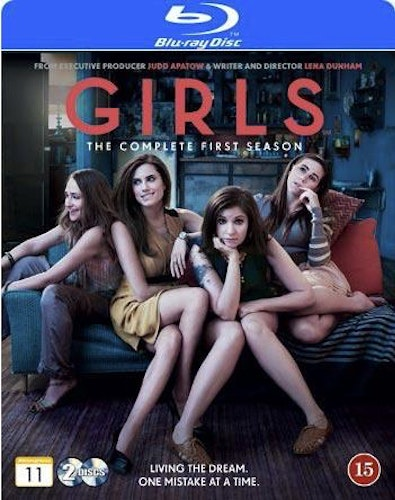Girls - Säsong 1 (Blu-ray)