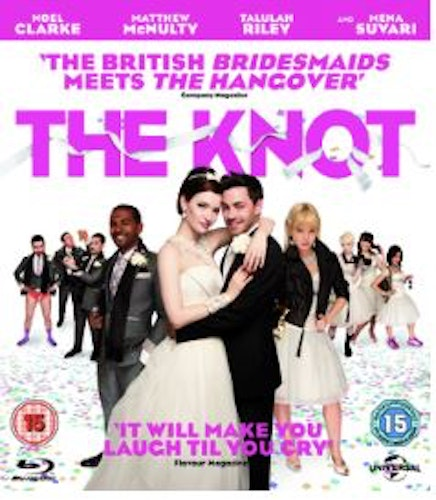 The Knot Blu-Ray (import)
