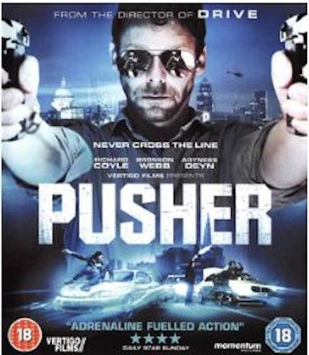 Pusher Blu-Ray (import)