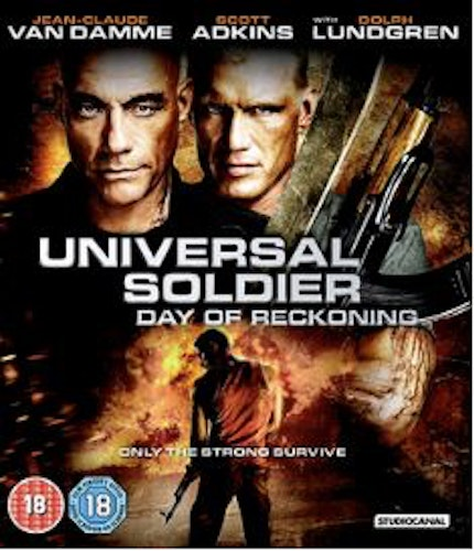 Universal Soldier: Day of Reckoning (Blu-ray) (Import)