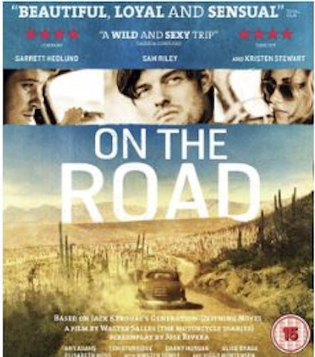 On the road (Blu-ray) import