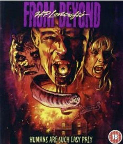 From beyond (Blu-ray) (Import)