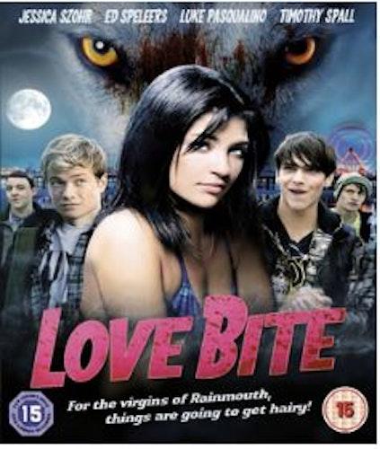 Love Bite bluray (import)