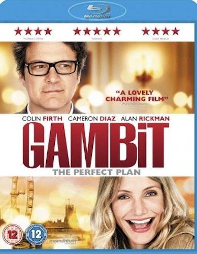 Gambit (Blu-ray) (Import)