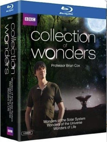 Wonders Of The Solar System+Wonders Of The Universe+Wonders Of Life box Blu-Ray (import)