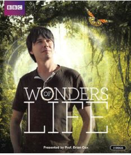 Wonders of life bluray (import)