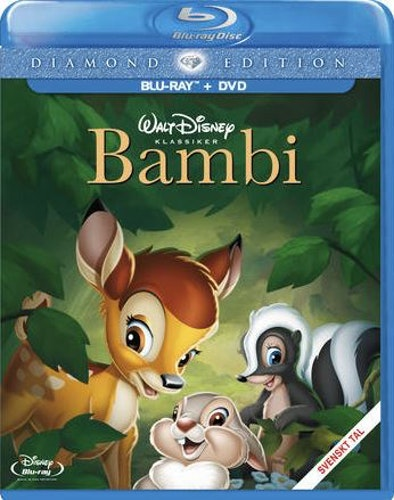Disney Klassiker 05 - Bambi (Blu-ray)