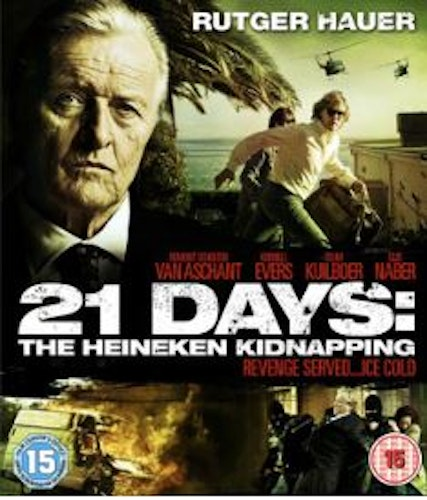 21 Days - The Heineken Kidnapping (Blu-ray) import