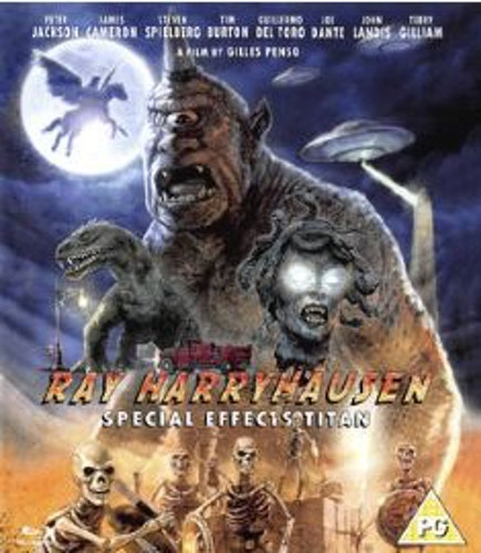 Ray Harryhausen: Special effects titan (Blu-ray) (Import)