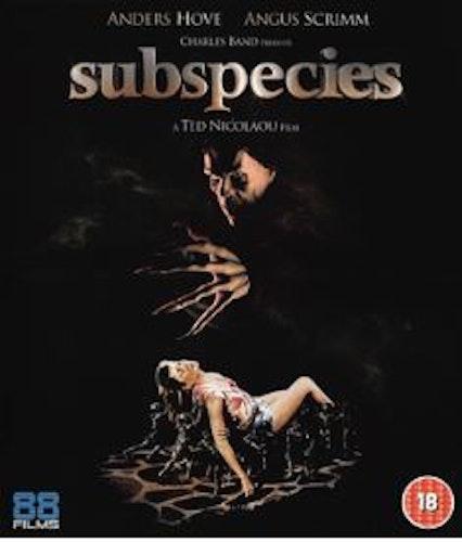 Subspecies (Blu-ray) (Import)