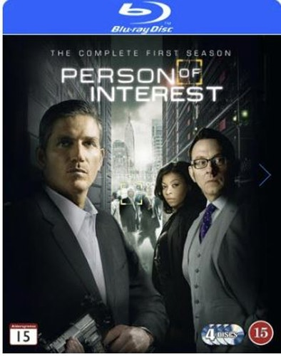 Person of interest - Säsong 1 (Blu-ray)