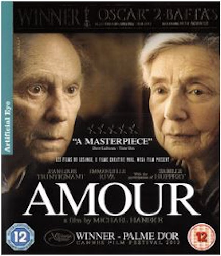 Amour (Blu-ray) (Import)