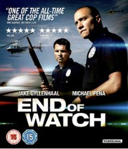 End of watch (Blu-ray) (Import)