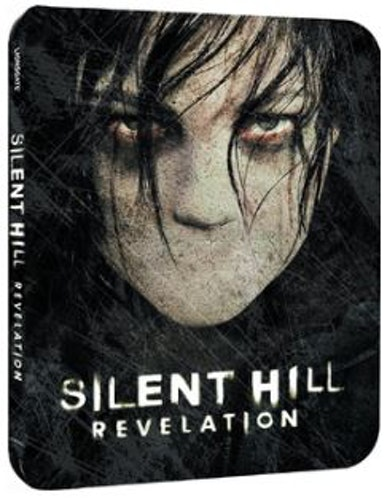 Silent Hill Revelation Steelbook (Blu-ray + DVD) (Import)