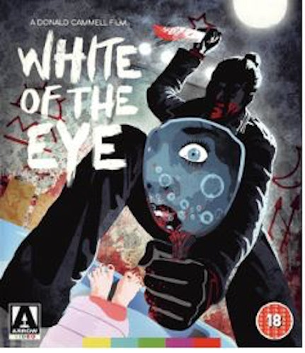 White of the Eye (Blu-ray) (Import) från 1987