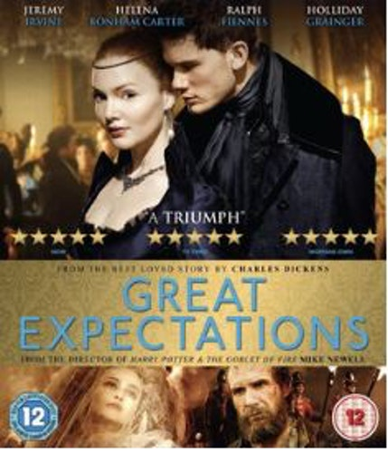 Great expectations (2012) (Blu-ray) import