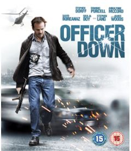 Officer down (Blu-ray) import