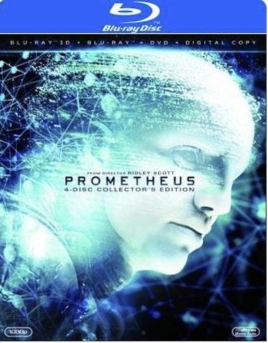 Prometheus (Blu-ray 3D)