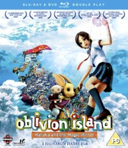 Oblivion Island: Haruka and the Magic Mirror (Blu-ray + DVD) (Import)