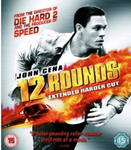 12 Rounds - Extended Harder Cut (Blu-ray) (Import Sv.Text)