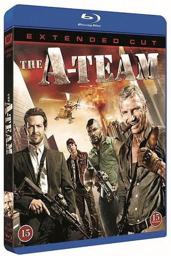 A-Team - Extended Cut (Blu-ray)