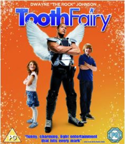 Tooth Fairy (Blu-ray) import