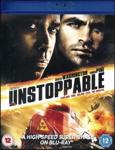 Unstoppable (Blu-ray) (Import Sv.Text)