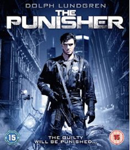 The Punisher (Blu-ray) (Import)