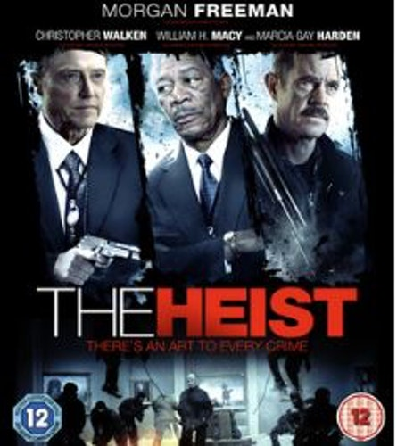 The Heist (Blu-ray) (Import)