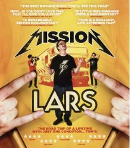Mission to Lars (Blu-ray) import