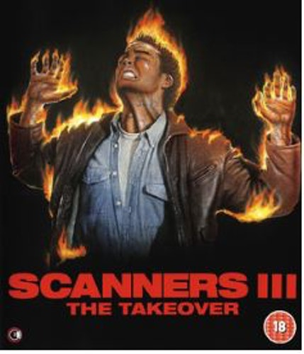 Scanners 3 - Mastermind (Blu-ray) (Import)