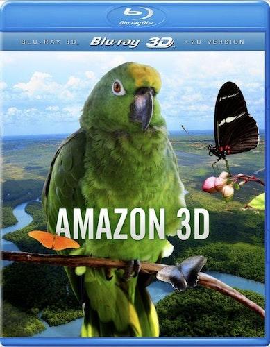 Amazon/Amazonas 3D Blu-Ray (import)