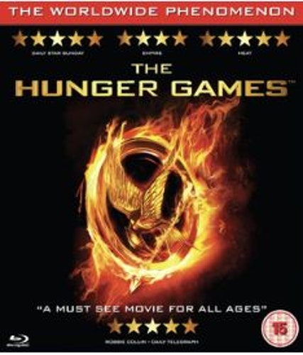 Hunger Games 1 (Blu-ray) (Import)