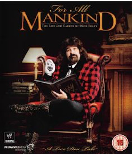 WWE - For All Mankind - The Life And Career Of Mick Foley Blu-Ray (import)