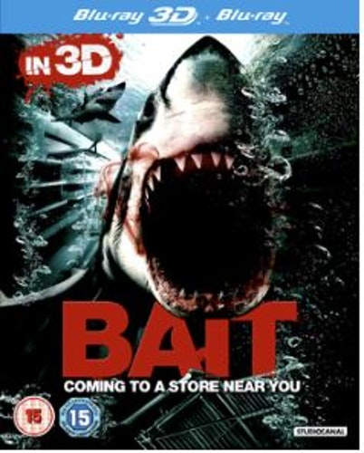Bait (3D Blu-ray) (Import)