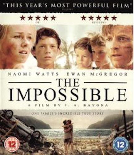 The Impossible (Blu-ray) (Import)