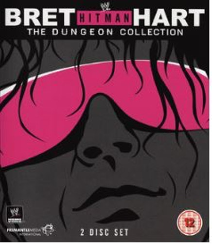 WWE - Bret Hitman Hart - The Dungeon Collection Blu-Ray (import)