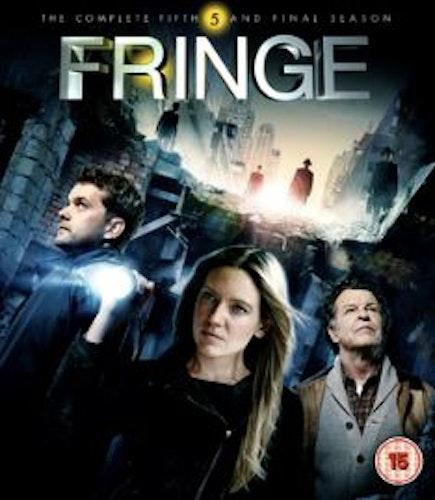 Fringe - Season 5 (Blu-ray) (Import)