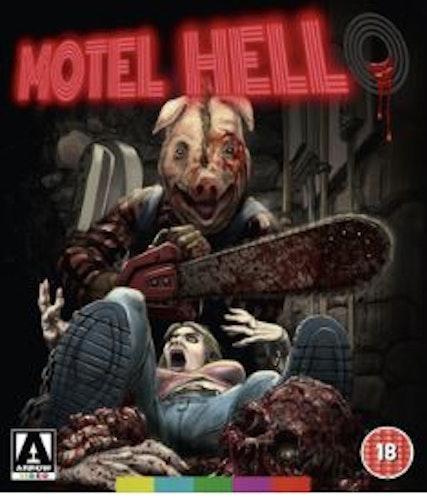 Motel Hell Blu-Ray