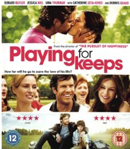Playing For Keeps (Blu-ray) (Import)