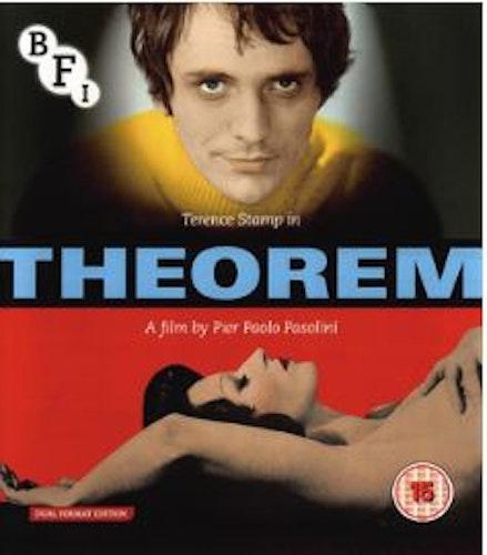 Theorem (Blu-ray+DVD) (Import)