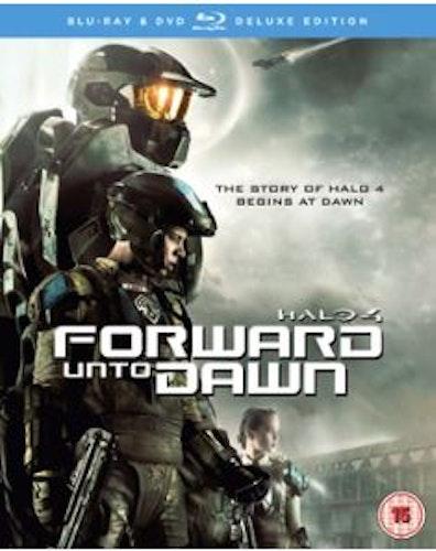 Halo 4: Forward unto dawn - Ltd Deluxe (Blu-ray + DVD) (Import)
