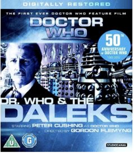 Doctor Who - Doctor Who The Daleks Blu-Ray (import) från 1965