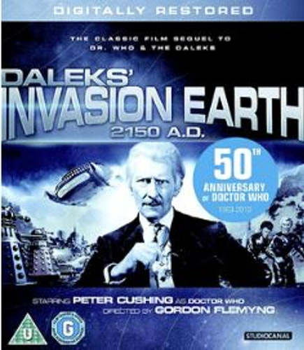 Daleks - Invasion Earth 2150 AD Blu-Ray (import) från 1966
