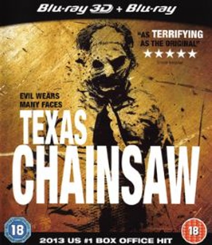 Texas Chainsaw (2013) (Blu-ray 3D) (Import)
