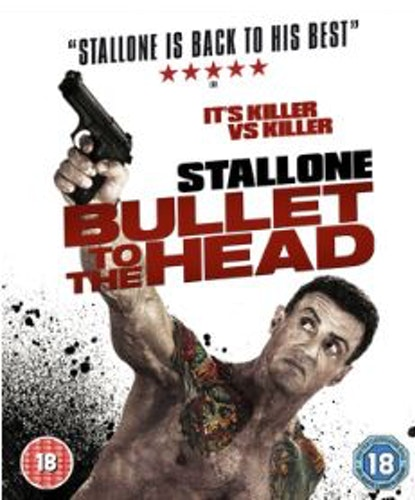 Bullet to the Head (Blu-ray) import